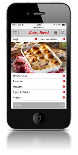 BB Web App